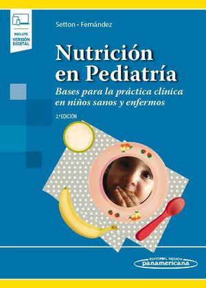 NUTRICIÓN EN PEDIATRÍA (+ E-BOOK)