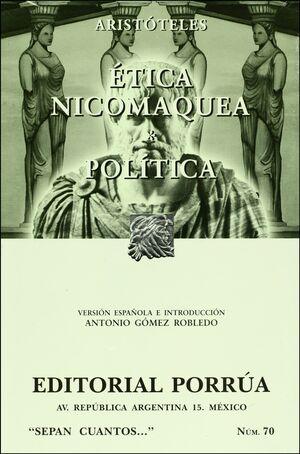 ETICA, NICOMAQUEA