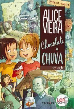CHOCOLATE Á CHUVIA