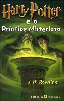 HARRY POTTER E O PRINCIPE MISTERIOSO