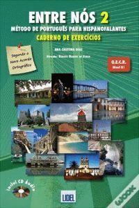 ENTRE NOS 2.(CADERNO+CD) PORTUGUES