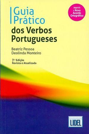 GUIA PRACTICO DOS VERBOS PORTUGUESES