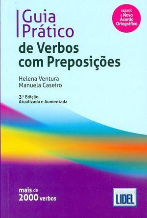 GUIA PRATICO VERBOS COM PREPOSIÇOES 3ED