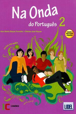 NA ONDA PORTUGUES 2 AL+CD