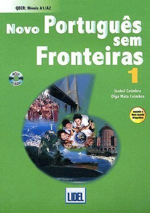 NOVO PORTUGUES SEM FRONT 1 ALUM+CD