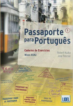 PASSAPORTE PARA PORTUGUES 1 EJERCICIOS