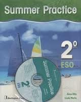 SUMMER PRACTICE 2º ESO + CD