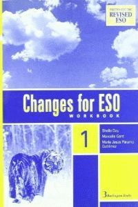 CHANGES FOR ESO 1 WORKBOOK