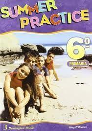 SUMMER  PRACTICE + CD 6 PRIMARIA
