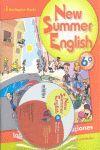 NEW SUMMER ENGLISH 6º PRIMARIA