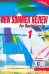 NEW SUMMER REVIEW FOR 1º BACHILLERATO