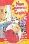 NEW SUMMER ENGLISH 3º PRIMARIA