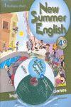 NEW SUMMER ENGLISH 4º PRIMARIA