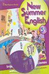 NEW SUMMER ENGLISH 5º PRIMARIA