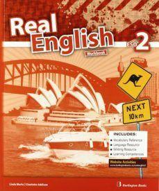 REAL ENGLISH ESO 2 WORKBOOK / LANGUAGE BUILDER