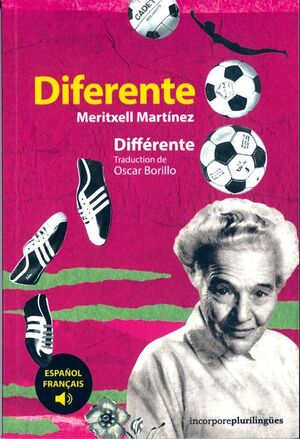 DIFERENTE DIFFERENTE (BILINGÜE)   (ESPAÑOL / FRANCES)